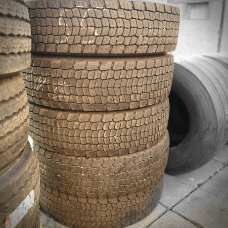 295/80R22.5 Continental Hdw2 conti re