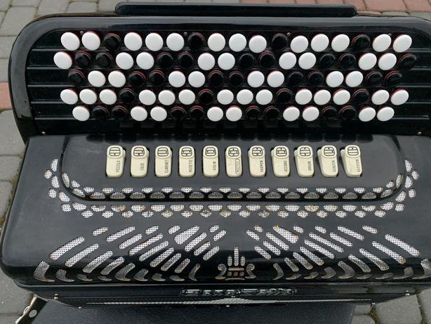 Akordeon guzikowy zero sette converter