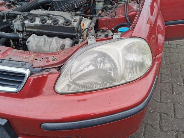 Lampa przednia lewa HONDA Civic VI EU