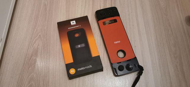 Moto mods głośnik JBL i joypad do Motorola Z3 i Z2 Play