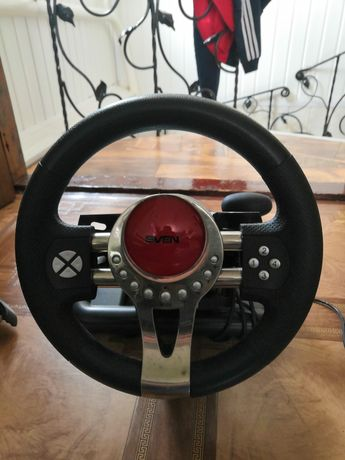 Игровой руль SVEN