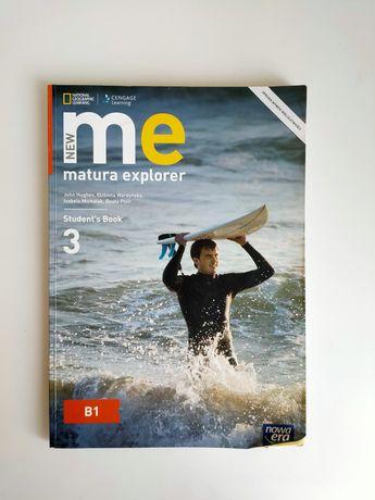 New Me Matura Explorer Student's Book 3