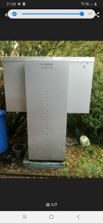 Pompa ciepła powietrze-woda niemieckiej firmy Viessmann vitocal 350a