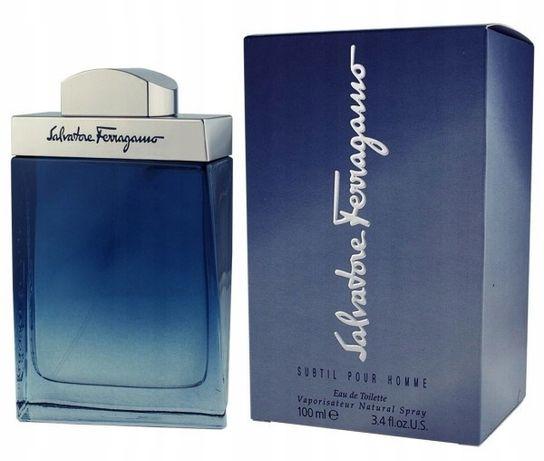 Salvatore Ferragamo Subtil Pour Homme Edt 100 Ml Produkt