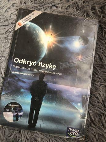 Książka dla szkół ponadgimnazjalnych odkryć fizykę