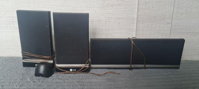 Głośniki LG 3 sztuki