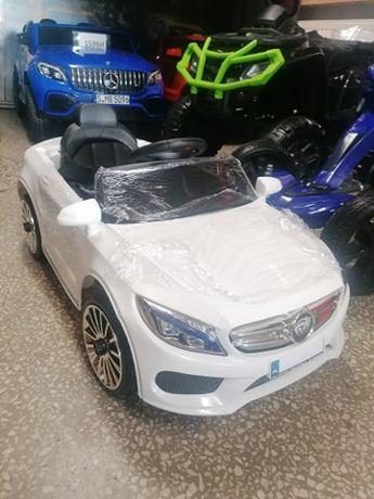 Samochód Merc na akumulator dla dzieci Odbiór Wysyłka