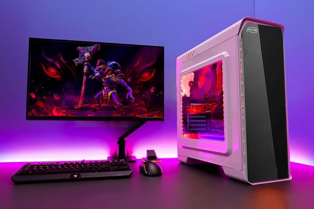 "Игровая сборка ""Altarius"" Ryzen 7 3700X 4.4Ghz+ GTX 1070 8gb+ SSD120gb"