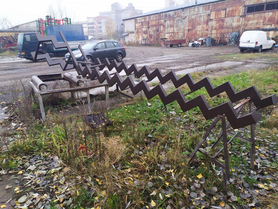 Каркас лестницы 700х3000мм Чернигов - изображение 1