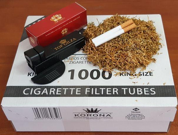 Гильзы для сигарет Firebox 500 шт + фирменная машинка для набивки гиль