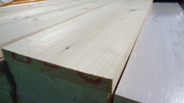 Deska heblowana swierk 18x95 mm dł.4,5m wysoka jakość