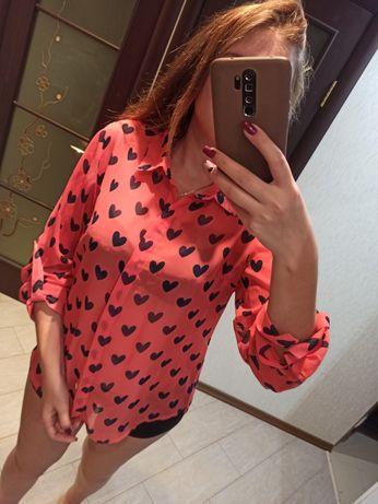 Блуза женская легкая