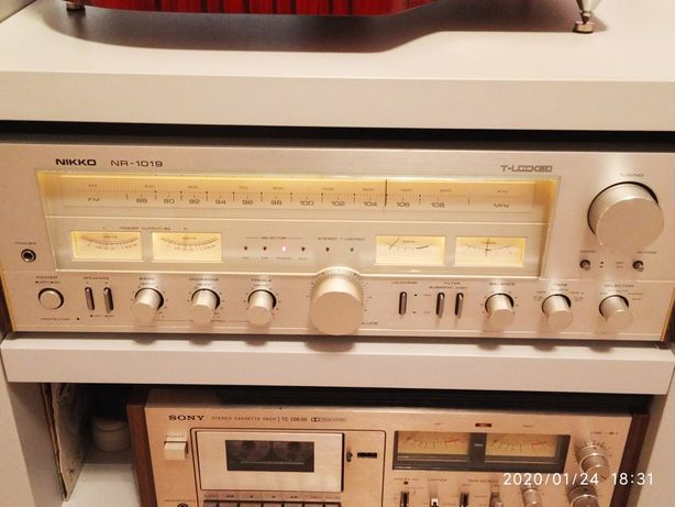 Amplituner Nikko NR 1019 !