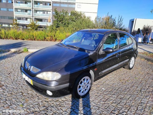Renault Mégane 1.4 16V Authentic