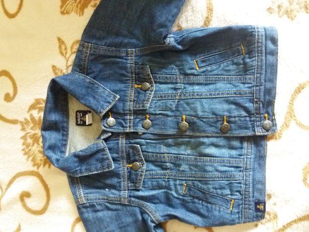 Курточка джинсовая, ветровка