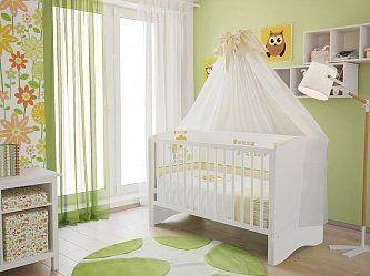 Детская кроватка трансформер полный комплект