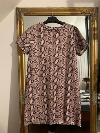 Sukienka wzór węża L XL