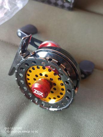 Катушка для зимней рыбалки на хищника