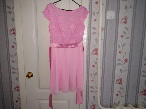 Нарядное платье для девочки подростковое