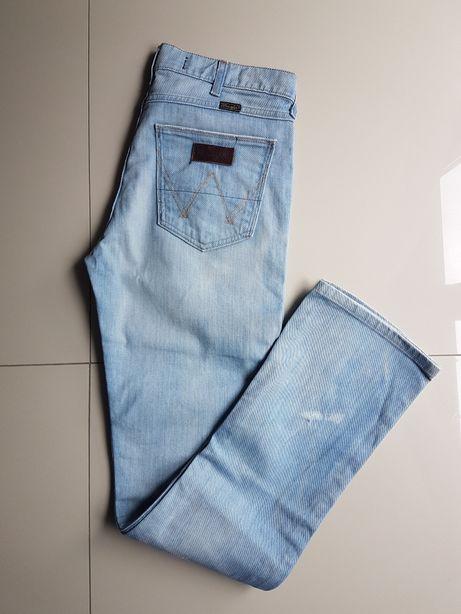 Spodnie jeansy meskie firmy Wrangler W34 L34