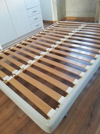 Sommier 140x200cm Sultan Alversund Ikea