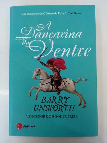 """""""A dançarina do ventre"""", Barry Unsworth"""