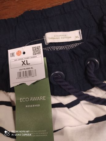Spódnica Reserved w paski XL