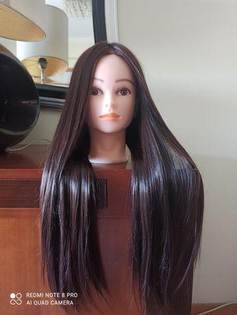 Cabeças de treino de cabeleireiro NOVAS