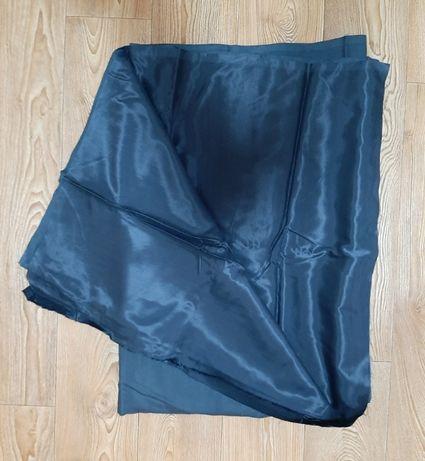 Синяя подкладочная ткань (390×140 см)