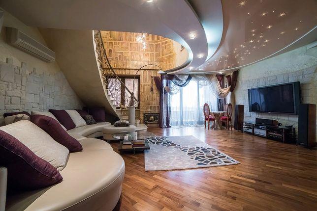 Трехуровневые VIP-апартаменты в престижном ЖК Оазис/Сталинграда 10а!