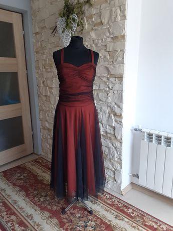 Piękna sukienka tiulowa rozmiar 42