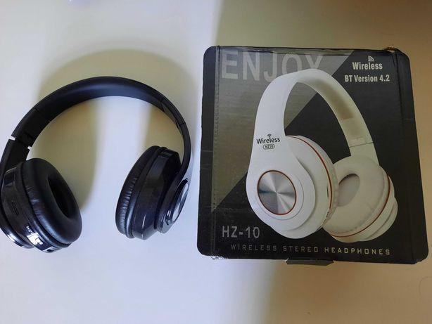 fones HZ-10 BT Version 4.2  (wireless stereo headphones)