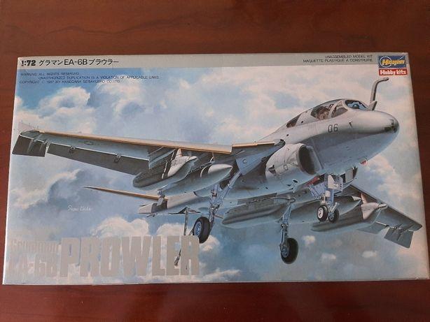 Kit modelismo 1/72 Hasegawa Grumman EA-6B PROWLER