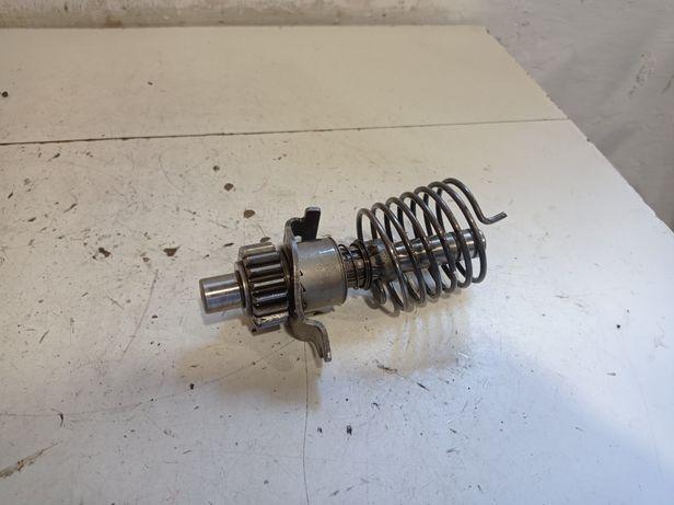 Wałek startera MZ ETZ 250 251, TS 250/1 silnik pieciobiegowy starter
