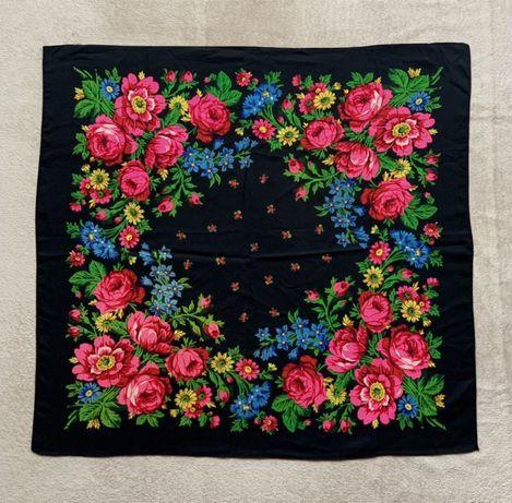 Японский коллекционный платок (номерной)