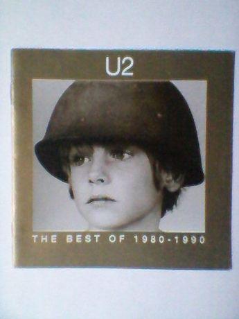 "CD ""The best of U2"""