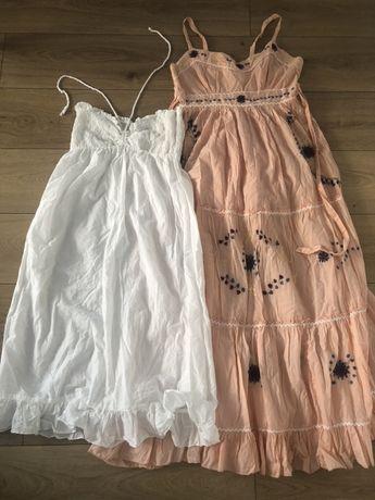 Sukienki Lato Wiosna rozm M