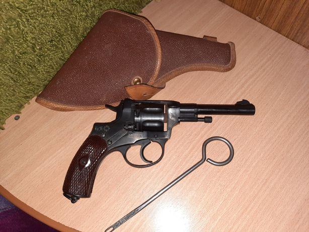 """Револьвер """"Блеф"""", наган - С сигнальный 1920 год"""