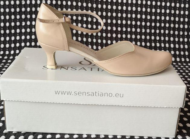 Sprzedam nowe buty ślubne / weselne Sensatiano