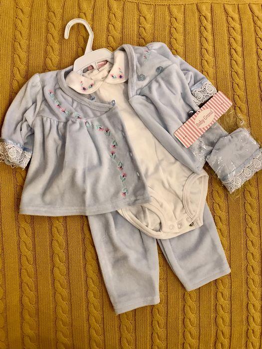 Ubranko niemowlęce dla dziewczynki Pyskowice - image 1
