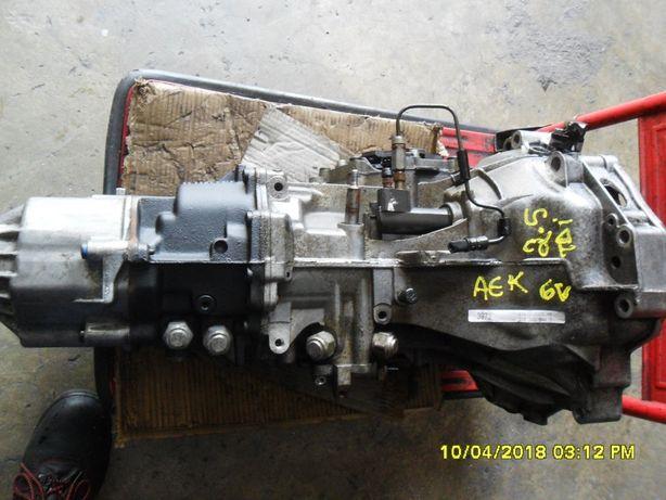 Caixa MANUAL 1.9 e 2.5 TDI 5 e 6 velocidades AUDI PASSAT AEK ARX FRF
