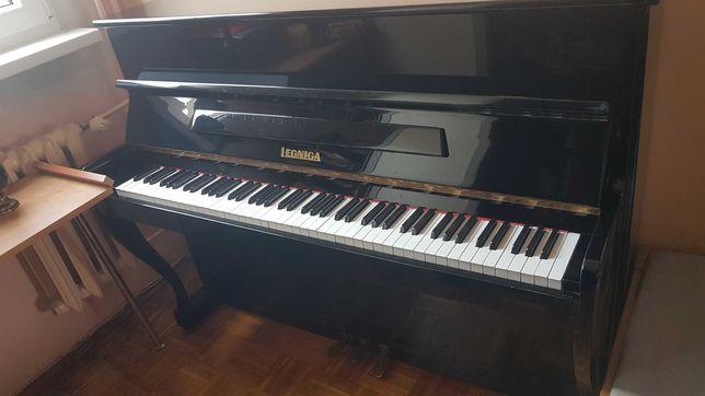 Sprzedam pianino Legnica, bardzo ładne, czarny połysk