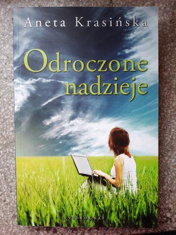 Książka Odroczone nadzieje Aneta Krasińska