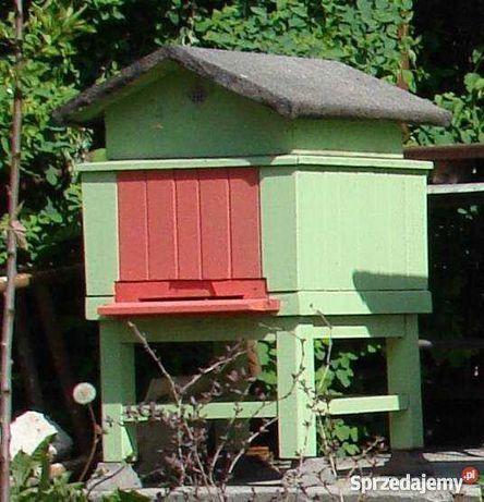 Ule z pszczołami sprzedam