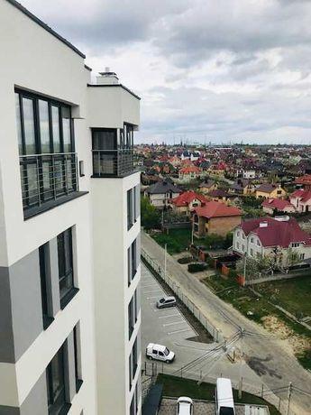 """Продається 5 кім. квартира в новобудові """"Липинський+"""""""