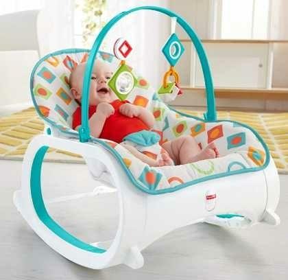 Крісло-качалка для немовлят