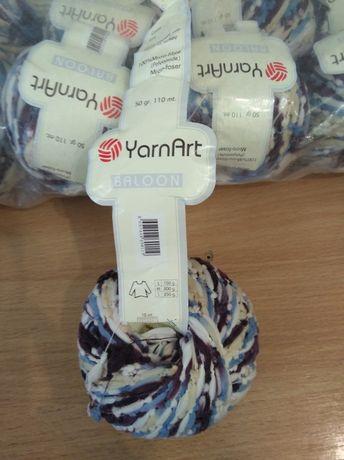 Нитки для вязания Yarnart. Baloon.
