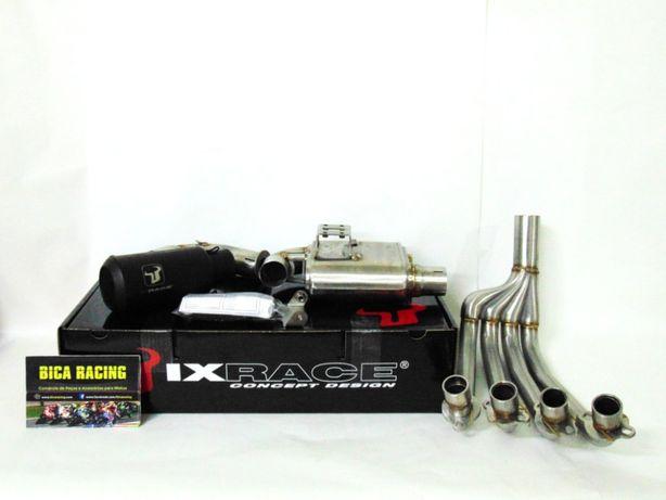 Escapes completos IXRACE BMW Honda Kawasaki Suzuki Yamaha