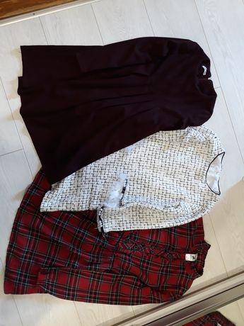 Платтячка для дівчинки р.134.+ще 1 в подарунок.