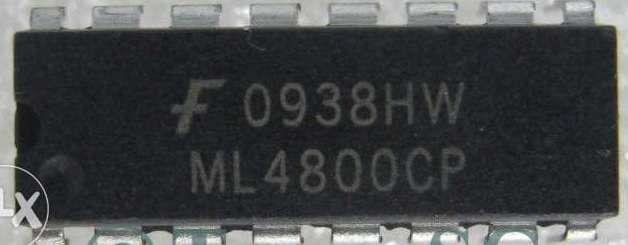 1 Pc - ml4800cp integrated circuit dip16